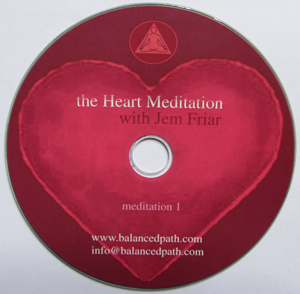 Heart Meditation CD