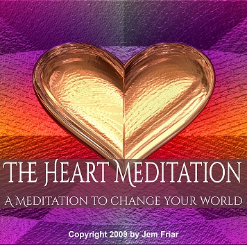 Heart Meditation CD (USA)